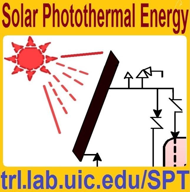 Solar Photothermal Energy Utilization